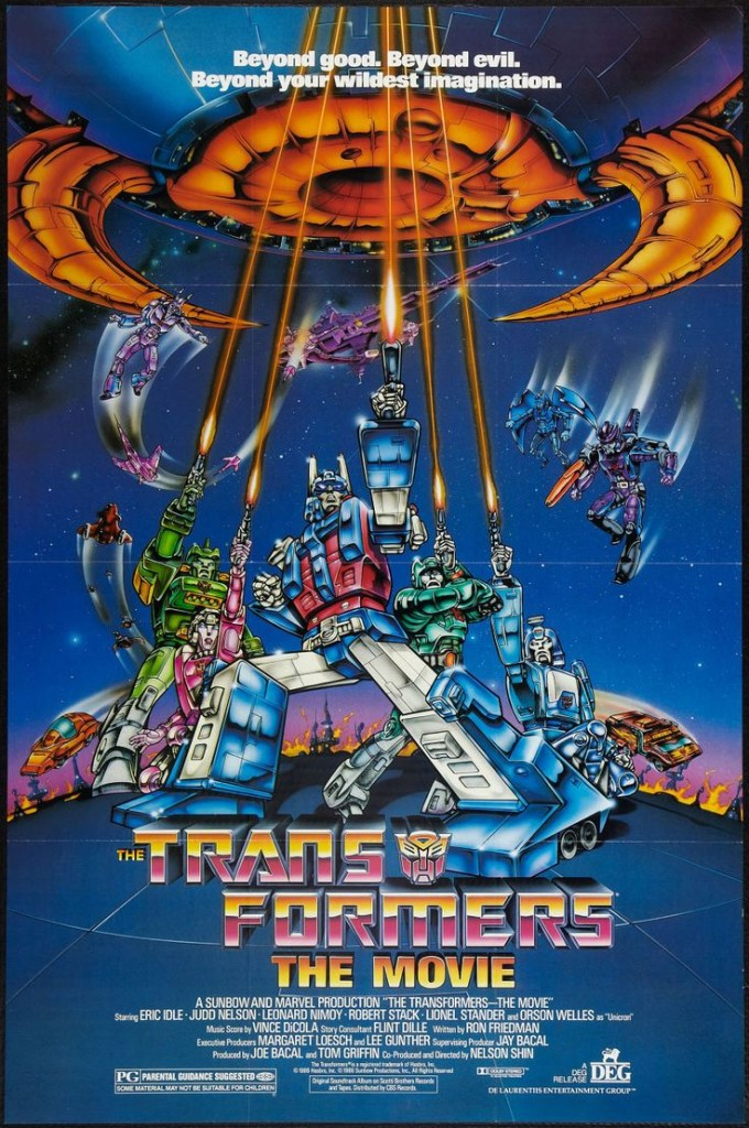 transformers the movie 1987