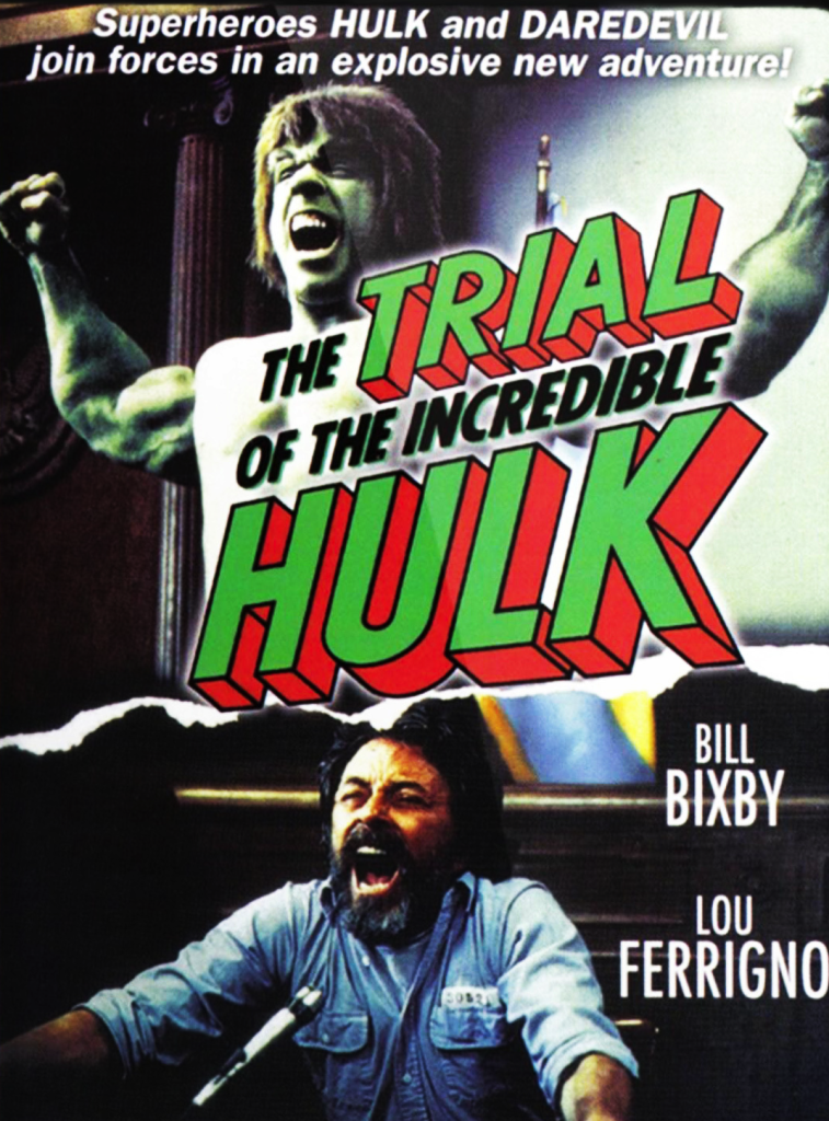 The Trial of the Incredible Hulk, 1989