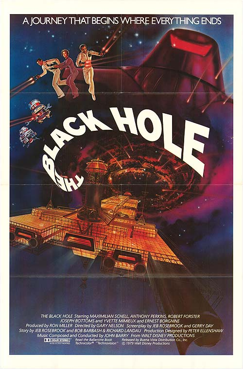 The Black Hole, 1979