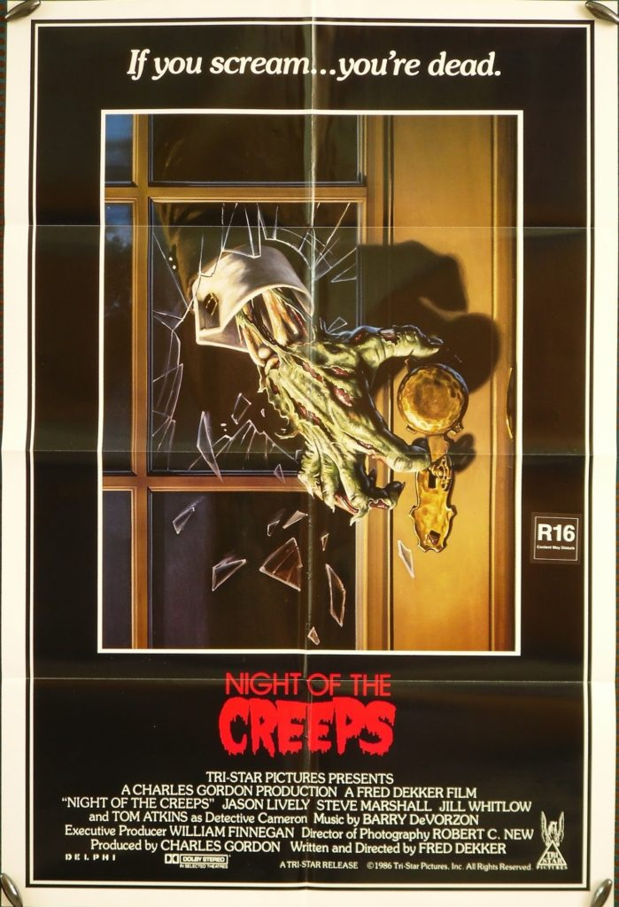 Night of the Creeps, 1986