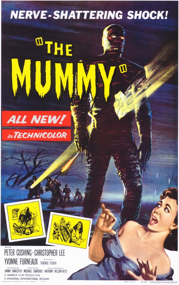 The Mummy, 1959