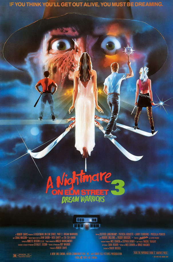 A Nightmare on Elm St Part 3: Dream Warriors