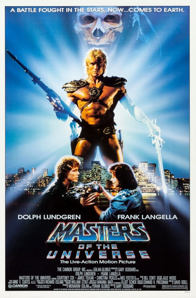 Masters of the Universe, 1987