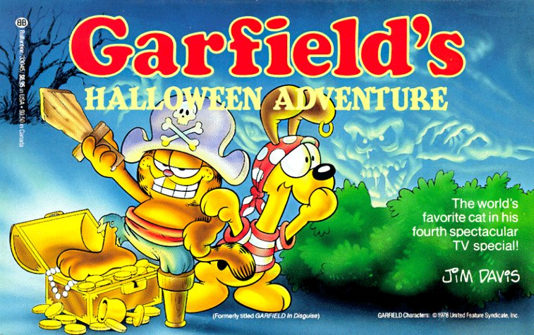 Garfield's Halloween Special