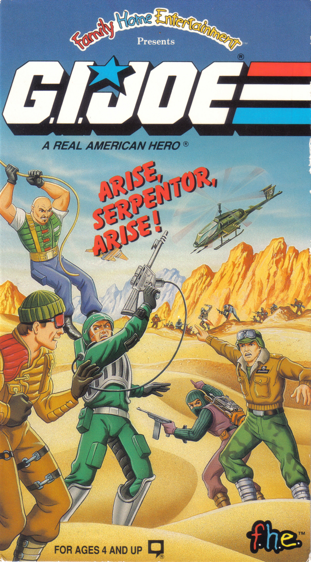 Gi joe arise serpentor arise 1986 saturday night movie referenced in the podcast check out the buzz dixon lost storyline now published in kindle format called gie the most dangerous man in the world fandeluxe Image collections