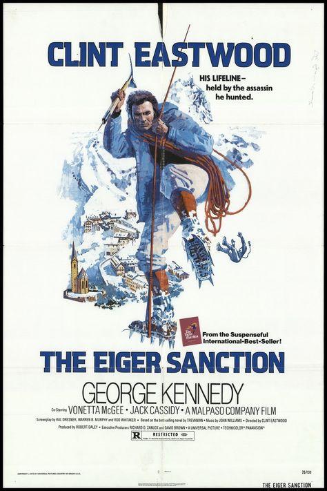 the eiger sanction 1975 saturday night movie sleepovers