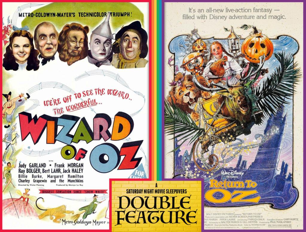 Saturday Night Movie Sleepovers Highlighting Films Old
